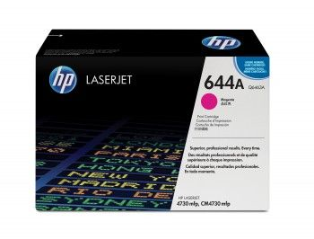 HP 644A Magenta Original Toner Cartridge (Q6463A) 12,000 pages