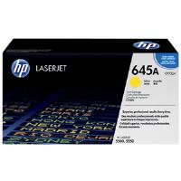 HP 645A Yellow Original Toner Cartridge (C9732A) 12,000 pages