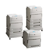 Colour LaserJet 5500 Series