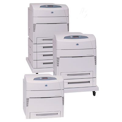 Colour LaserJet 5550 Series (A3)