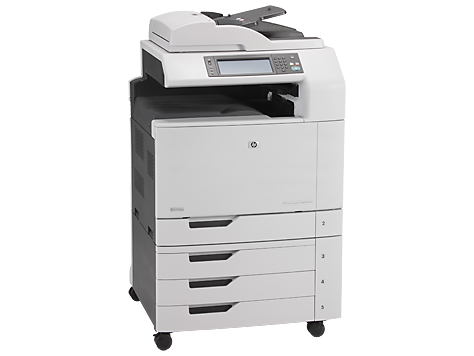 Colour LaserJet CM6030 & CM6040 series