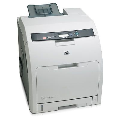 Colour LaserJet CP3505 series
