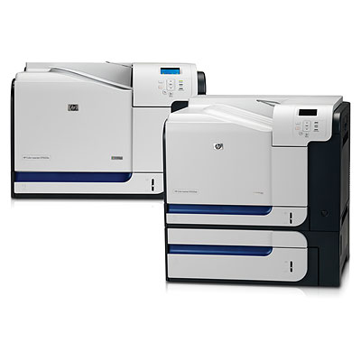 Colour LaserJet CP3525 Series