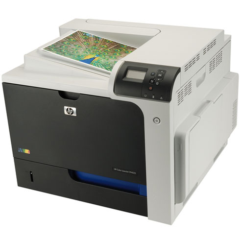 Colour LaserJet CP4025 & CM4540 series