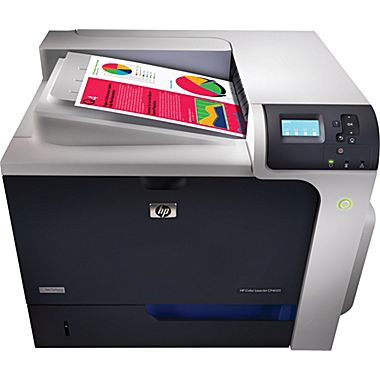 Colour LaserJet CP4525 Series