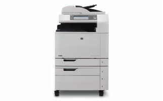 HP Colour LaserJet CM6040 - Q3938A (Refurbished - with 12 Months On-Site Warranty)