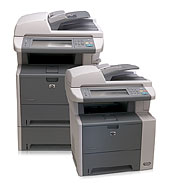 LaserJet M3027 & M3035 Series - All-In-Ones